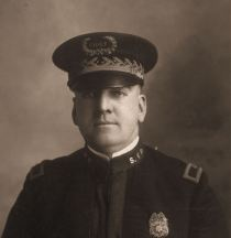 Daniel O'Brien - SF Police Chief