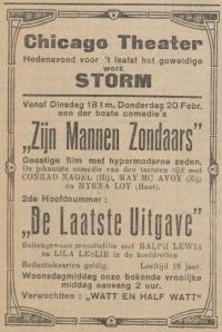 Nieuwe Tilsburgsche Coursant 17 Feb 1930